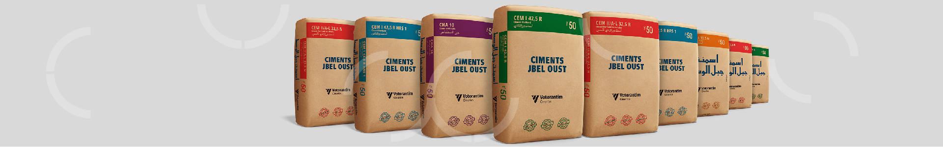 Ciments Jbel Oust offers tailor-made solutions for costumers